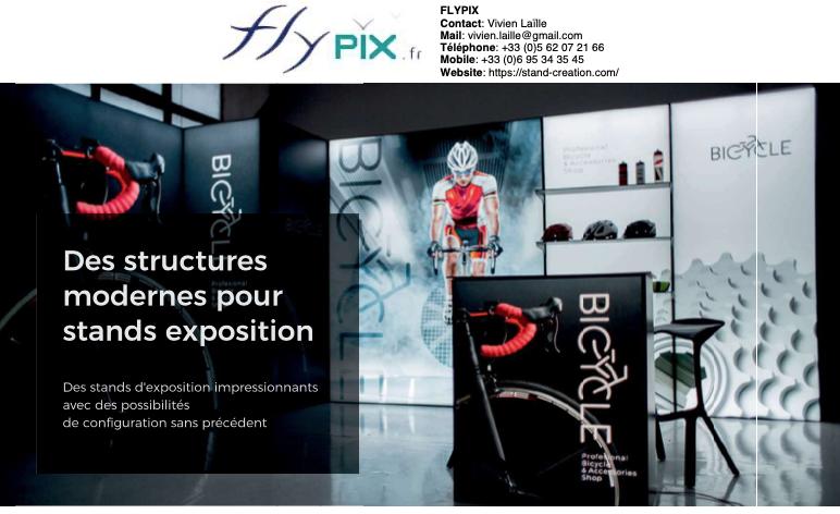 Stands, PLV imprimés pour exposition, boutique, commerce et point de vente.